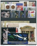 VATICANO - VATICAN - 2006 - Annata Completa - 27 Valori + 5 BF + 1 Libretto - Complete Year - ** MNH/VF - Vaticano