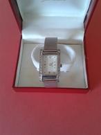 Horloge Femme De Plaqué Argent - Watches: Modern