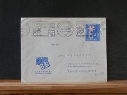 79//959  LETTRE   ALLEMAGNE  1959 - [7] Federal Republic