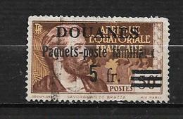 Colonie Timbres D'AEF Douanes N°1 Oblitéré - A.E.F. (1936-1958)