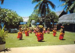 1 AK Insel Tahiti * French Polynesia * Französisch-Polynesien - Tänzerinnen Auf Tahiti * - Französisch-Polynesien