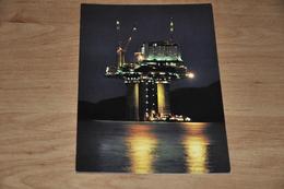 4520- Condeep Oilproductionplatform, Stord - Noorwegen