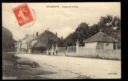 ROLAMPONT - Avenue De La Gare - France