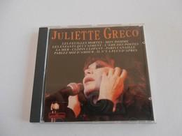 Juliette Greco - CD - Musiche Del Mondo