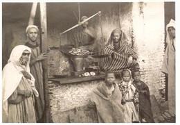 CPM. M. Flandrin. Vendeur De Beignets. Marrakech. Vers 1920 - Marrakech