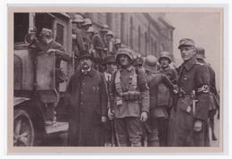 DT- Reich (000861) Propaganda Sammelbild Deutschland Erwacht Bild 30, Marristische Stadträtze Werden Verhaftet - Germany