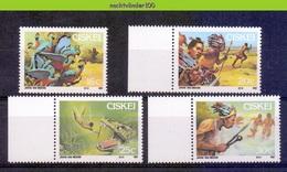 Ncf170 FAUNA VOGELS SAGEN SIKULUME STORIES BIRDS VÖGEL AVES OISEAUX CISKEI 1987 PF/MNH - Vögel