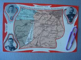 Ausflugsorte Im Deutsch-Niederländsich-Belgischen U. Neutralen Grenzgebiet En 1911 - Belgique