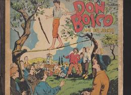 BANDE DESSINEE DON BOSCO EDITION ORIGINALE EN NOIR ET BLANC PAR JIJE - Bücher, Zeitschriften, Comics
