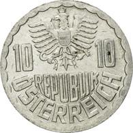 Monnaie, Autriche, 10 Groschen, 1990, Vienna, TB+, Aluminium, KM:2878 - Autriche