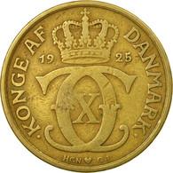 Monnaie, Danemark, Christian X, 2 Kroner, 1925, Copenhagen, TB+ - Dänemark