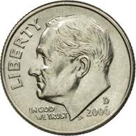 Monnaie, États-Unis, Roosevelt Dime, Dime, 2006, U.S. Mint, Denver, TB+ - Bondsuitgaven