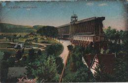 Bad Kösen - Gradierwerk - Ca. 1920 - Bad Kösen