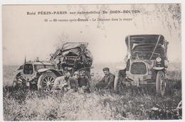 Raid Pékin-Paris Sur De Dion-Bouton, Déjeuner Dans La Steppe - Sport Automobile
