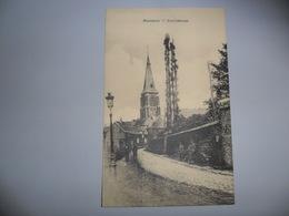 Meulebeke  Fabriekstraat   Oorlog 1914 - 1918 - Meulebeke