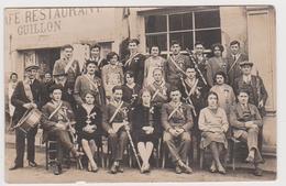 Saint Didier Sur Chalaronne, Carte-photo Conscrits 1931 - Autres Communes