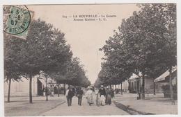 La Rochelle, La Genette, Avenue Guitton - La Rochelle
