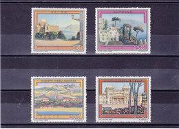 ITALIE 1980  TOURISME Yvert 1426-1429 NEUF** MNH - 1946-.. République