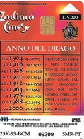 Telefonia Sammarinese:Zodiaco Drago - San Marino