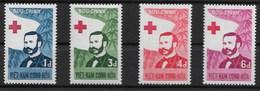 VIETNAM, SOUTH 1960 RED CROSS - Cruz Roja