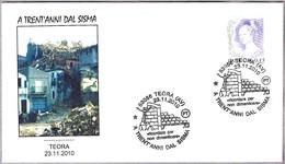 30 Años Del TERREMOTO - 30 Years Of Earthquake. Teora, Avellino, 2010 - Geología