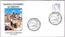 30 Años Del TERREMOTO - 30 Years Of Earthquake. Conza Della Campania, Avellino, 2010 - Geología