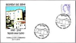 30 Años Del TERREMOTO - 30 Years Of EARTHQUAKE. Torella Dei Lombardi, Avellino, 2010 - Geología