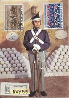 Arma Dei Carabinieri Carabiniere A Cavallo Piccola Tenuta (vedi Retro) - Uniformi