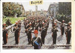 La Banda Dei Carabinieri Centro Offset Arma Carabinieri  Velletri Anno 1992 (vedi Retro) - Uniformi