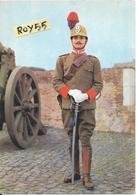 Arma Dei Carabinieri Carabiniere A Cavallo Grande Uniforme Coloniale (vedi Retro) - Uniformi
