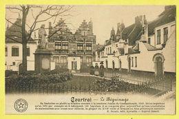 * Kortrijk - Courtrai (West Vlaanderen) * (E. Desaix) Le Béguinage, Begijnhof, Klooster, Couvent, Rare, Animée, TOP - Kortrijk