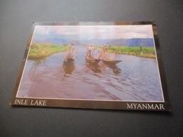 CP Inle Lake Myanmar - Myanmar (Burma)