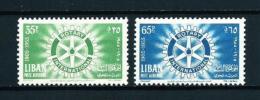 Líbano  Nº Yvert  A-112/13  En Nuevo - Líbano