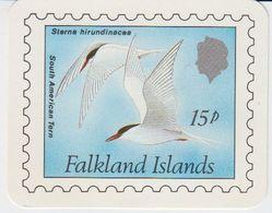 Falkland Islands 1993 Calender Card   (40768) - Falklandeilanden
