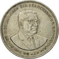 Monnaie, Mauritius, Rupee, 1987, TB+, Copper-nickel, KM:55 - Maurice