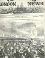 THE ILLUSTRATED LONDON NEWS N.1975 MAY 19, 1877. ENGRAVINGS RUSSIAN TURKISH WAR TURKEY BULGARIA ROMANIA WALLACHIA - Magazines & Newspapers