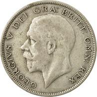 Monnaie, Grande-Bretagne, George V, 1/2 Crown, 1928, TB+, Argent, KM:835 - 1902-1971 : Monnaies Post-Victoriennes