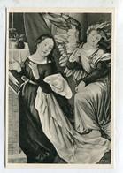 "CHRISTIANITY - AK 332675 Freiburger Münster - Hans Baldung - Ausschnitt Aus Der Seitentafel ""Verkündigung"" - Eglises Et Couvents"