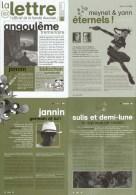 Magazine LETTRE DE DARGAUD N°69 Avec SCHUITEN BINET MEYNET SFAR JUILLARD LUGUY FMURR ..... - Lettre De Dargaud, La