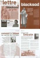 Magazine LETTRE DE DARGAUD N°71 Avec GUARNIDO VANCE BLUEBERRY MEYER ANDREAS WEST Â?Â?. - Lettre De Dargaud, La