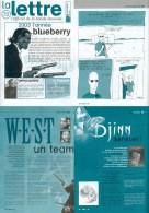 Magazine LETTRE DE DARGAUD N°73 Avec GIRAUD FMURR MOEBIUS SWOLFS DELABY Â?Â?.. - Lettre De Dargaud, La