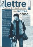 Magazine LETTRE DE DARGAUD N°85 Avec XIII THORGAL TARDI GIBRAT CESTAC Â?Â?.. - Lettre De Dargaud, La