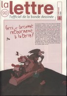 Magazine LETTRE DE DARGAUD N°90 Avec LARCENET BILAL VANCE STALNER PELLERIN Â?Â?Â? - Lettre De Dargaud, La