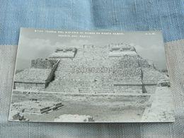Templo Del Sistema IV Ruinas De Monte Alban Mexico USA - Messico