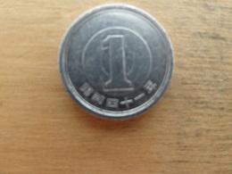 Japon  1  Yen  1966  Km 74 - Japan