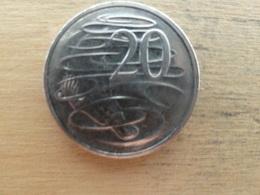 Australie  20  Cents  2006  Km 403 - Monnaie Décimale (1966-...)