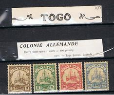 TOGO-COLONIE ALLEMANDE- - Germany