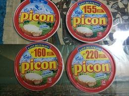 """ETIQUETTES DE BOITES DE FROMAGES """" PICON""""-PRIX REDUITS - Cheese"""