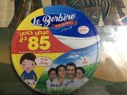 """ETIQUETTE DE BOITE DE FROMAGE """" LE BERBERE""""-PRIX REDUIT - Cheese"""
