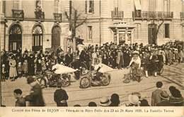 COTE D'OR  DIJON  Comité Des Fètes  FETE DE LA MERE FOLLE  LA FAMILLE TERROT - Dijon